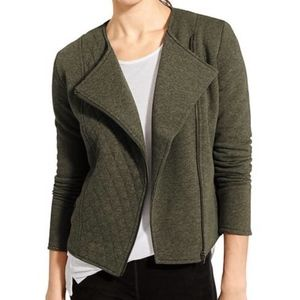 ATHLETA Belvedere Moto Jacket M